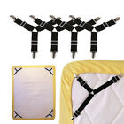 1PC Bed Triangle Mattress Sheet Clips Grippers Straps Fastener Suspender Holder image