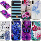 Flexible Slim Soft Silicone TPU Gel Protective Phone Case Cover For iphone X 10