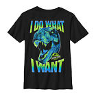 what county is asbury park nj - Jurassic Park T. Rex Do What I Want Boys Graphic T Shirt