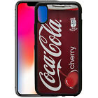 Coke Coca Cola Cherry Drink Can Custom Print Cover Print Case for iPhone Models £6.99  on eBay