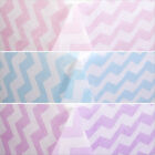 Table Covers - Table Cloth Chevron Paper Party Tableware Accessories  180x120 cm