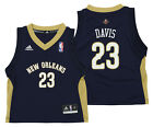 Adidas NBA Toddlers New Orleans Pelicans Anthony Davis #23 Away Replica Jersey