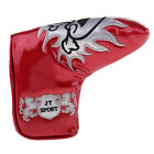 Deluxe Compact Golf Blade Putter Head Cover Headcover Protection - 4 Colors