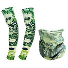 1 Pair UV Sun Protection Arm Sleeves   Scarf for Bike Cycling-Hiking-Driving