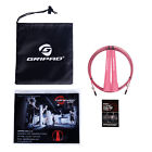 GRIPAD Adjustable Speed WOD Jump Rope Boxing MMA Cross-Training