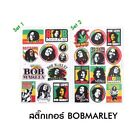 Bob Marley Jamaica Reggae Decal Vinyl Sticker Die Cut Full Color Laptop Car