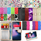 For OnePlus 6 Case Wallet Cover Leather Flip Full Protector Kickstand Premium