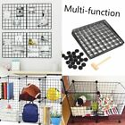 Multi-function Easy Install Pet Playpen Fence Dog Cage Enclosure Yard Kennel