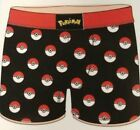 Pokémon Poké Ball Boxer Briefs Underwear men's