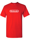 NINTENDO Logo T-Shirt Pick Size and Color image