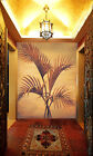 3D Fashion Palm Leaf  4 Wall Paper Wall Print Decal Wall Deco Indoor Mural Lemon