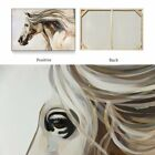 Hand-painted Modern Art Wall Decor Abstract Oil Painting on Canvas Horse QE