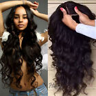 Brazilian Remy Body Wave Full Lace Front Human Hair Wigs For African Americans