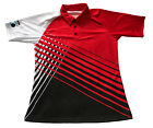 BowlsTrader Prism Series Shirt (Red/White/Black)