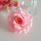 10cm Small Silk Artificial Rose Fake Flower Wedding Party Decoration