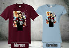 James Bond From Russia with Love T-Shirt Maroon&Caroline Top Tee New $23.99 USD on eBay
