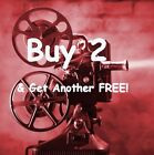 Various DVD Movies At A Discount - All Genre's - Disk Only $1.99 USD on eBay