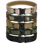 Woodland Camo Waistband Tactical Hunting Outdoor Sports Field Combat Strap Belt
