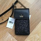 New Kate Spade Larchmont Avenue North South Phone Wallet Crossbody