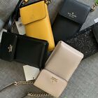 New Kate Spade North South Phone Wallet Crossbody