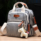 Multifunction Diaper Bag Nappy Backpack Mother Care Hobos Bags Baby Stroller Bag