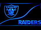 Oakland Raiders LED Neon Sign Light NFL Football Sports Team