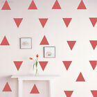 3804 Wall Sticker Dot Triangle Removable Decals Home Living Room Decoration