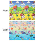 Folding XPE Children's Rug Mat Baby Crawling Puzzles Thickened Baby Play Carpet