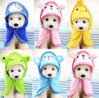 Puppy Dog Towel Drying Towel For Dogs Bath Towel Blankets Cleaning