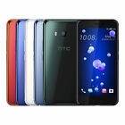 "HTC U11 Dual (FACTORY UNLOCKED) 64GB 5.5"" QHD 4GB RAM - Black Silver Blue Red"