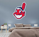 Baseball team logo Cleveland Indians MBL Wall Decal for Home Decoration on Ebay