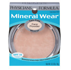 Physicians Formula Mineral Wear Talc-free Mineral Face Powde