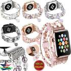 Compatible with Apple Watch Women's 38mm /42mm Jewelry Ban