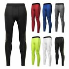 Mens Compression Quick Dry Tights Base Sports Football Basketball Under Pants US