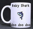 Baby Shark Doo Doo Doo - Various Family Members Available - Funny/Cute Mugs