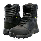 Icebug Men's Waterproof Winter Work Boots Hiking Shoes Leather High Aluminum Toe