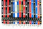 Soccer Football Teams Lanyard Keychain Manchester United Arsenal Liverpool BALL