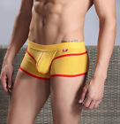 sexy New men Mesh Boxer Briefs pouch breathable Underwear size S-XL