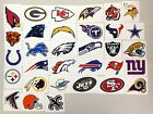 "2016 NFL ""Logo"" Vending Stickers     You Pick $1.25 USD on eBay"