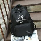 HOT HOT! Fashion Balenciaga² New Chest Pocket Bag Shoulder Bag Backpack Black