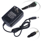 AC DC 12V 2A US POWER SUPPLY ADAPTER CHARGER FOR CAMERA / LED STRIP LIGHT CCTV