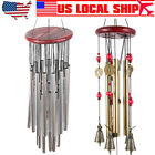 Large Wind Chimes Bells Copper Tubes Outdoor Yard Garden Home Decor Ornament USA