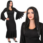 LADIES GOTHIC FAMILY VAMPIRE COSTUME OUTFIT FANCY DRESS HALLOWEEN WITCH IMMORTAL