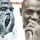 For You Kirk Whalum, Warner Brothers CD, Produced by Paul Brown