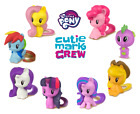 2018 McDonalds My Little Pony Cutie Mark Crew Happy Meal SEALED Pick Your Toy!