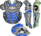 All Star System7 Axis Adult Camo Pro Catcher's Kit, New
