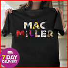 Mac Miller Shirt Keep Your Memories Alive Black Cotton Men T-Shirt Size S-3XL image
