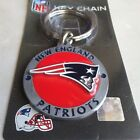Official NFL New England patriot 3D carved metal key chain with fine details on eBay