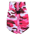 Waterproof Warm Camouflage Dog Vest Cat Coat Winter Pet Puppy Clothes Costume