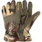 NEW Mossy Oak Youth Camo Gloves Waterproof Camouflage Thinsulate Boys 4-7, 8-14